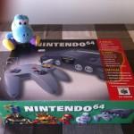 Nintendo 64 PAL 1